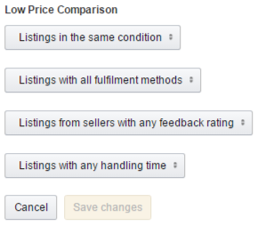 Low Price Comparison amazon