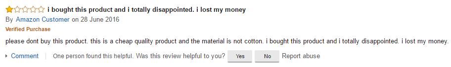 reviews of kurta