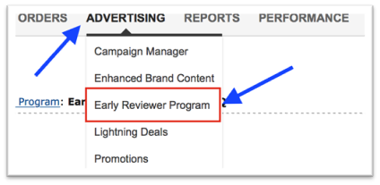 Amazon early review program helps reach out to customers to create a sense of personalization