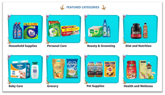 Featured Categories