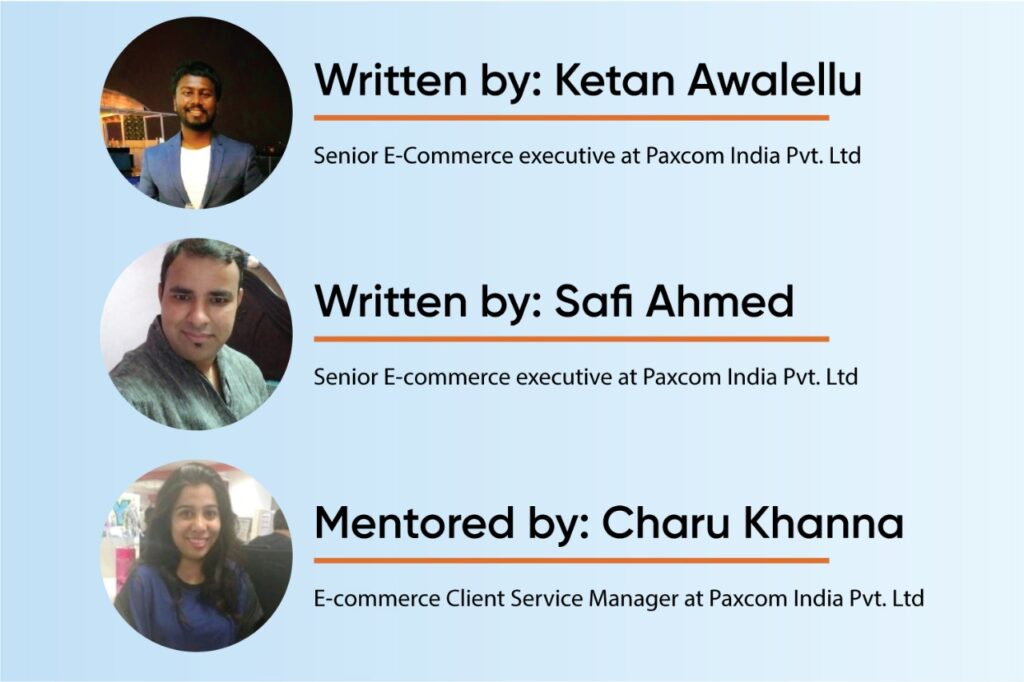 Credit panel for Amazon Movers and Shakers
