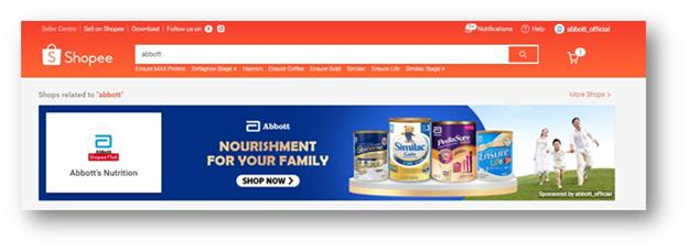 Shop Search Ads