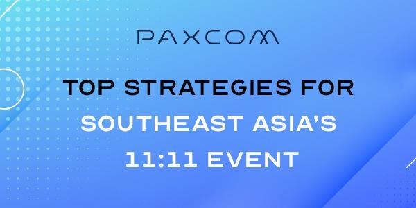 11.11 Sales event