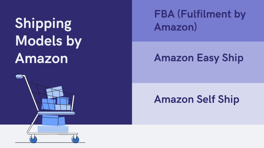 Amazon Shipping models
