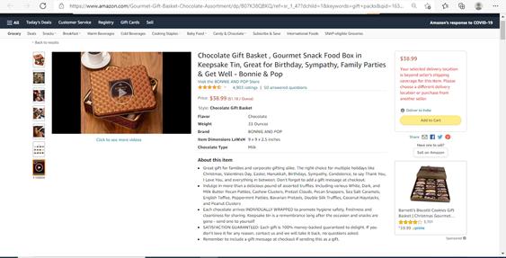 Amazon eCommerce content strategy